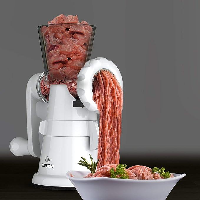 Gideon Hand Crank Manual Meat Grinder - Budget-Friendly Meat Grinder