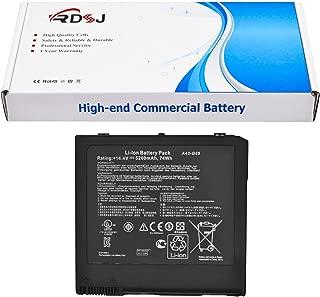 A42-G55 Laptop Battery Compatible Asus G55 G55V G55VW G55VM-DH71 G55VM-DS71 G55VM-ES71 G55VM-RS71 G55VM-S1020V 0B110-00080000 14.4V 74Wh