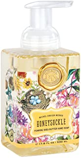 Michel Design Works Foaming Hand Soap, 17.8-Ounce, Honeysuckle