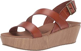Skechers BECKA - FUN MIXER womens Wedge Sandal