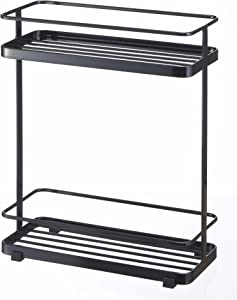 YAMAZAKI home Tower Bath Rack – Bathroom Shower Storage Holder, Caddy Shelf Organizer