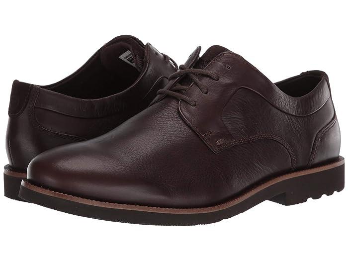 Rockport  Sharp and Ready 2 Plain Toe (Java) Mens Shoes