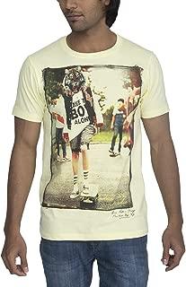 Urban Culture Men's Cotton Slim Fit Shirt