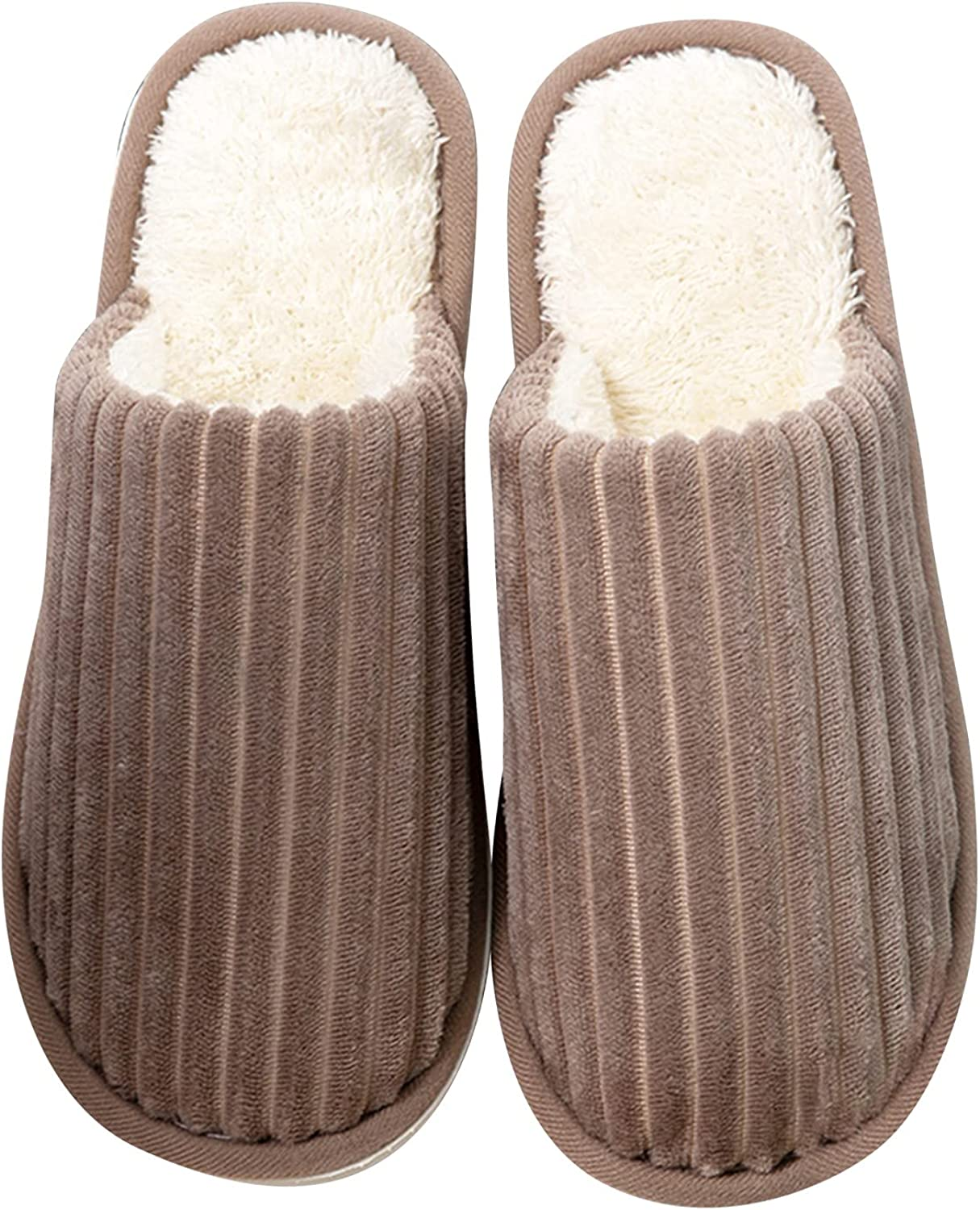 Hunauoo Super beauty product restock quality top Slippers for Women Soft Cotton S Warm Household Max 64% OFF