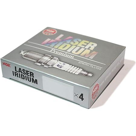 Ngk Laser Iridium Zündkerze Ilzkbr7b8g 97968 4 Stück Auto