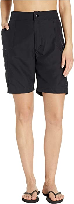 Solids Woven Long Boardshort