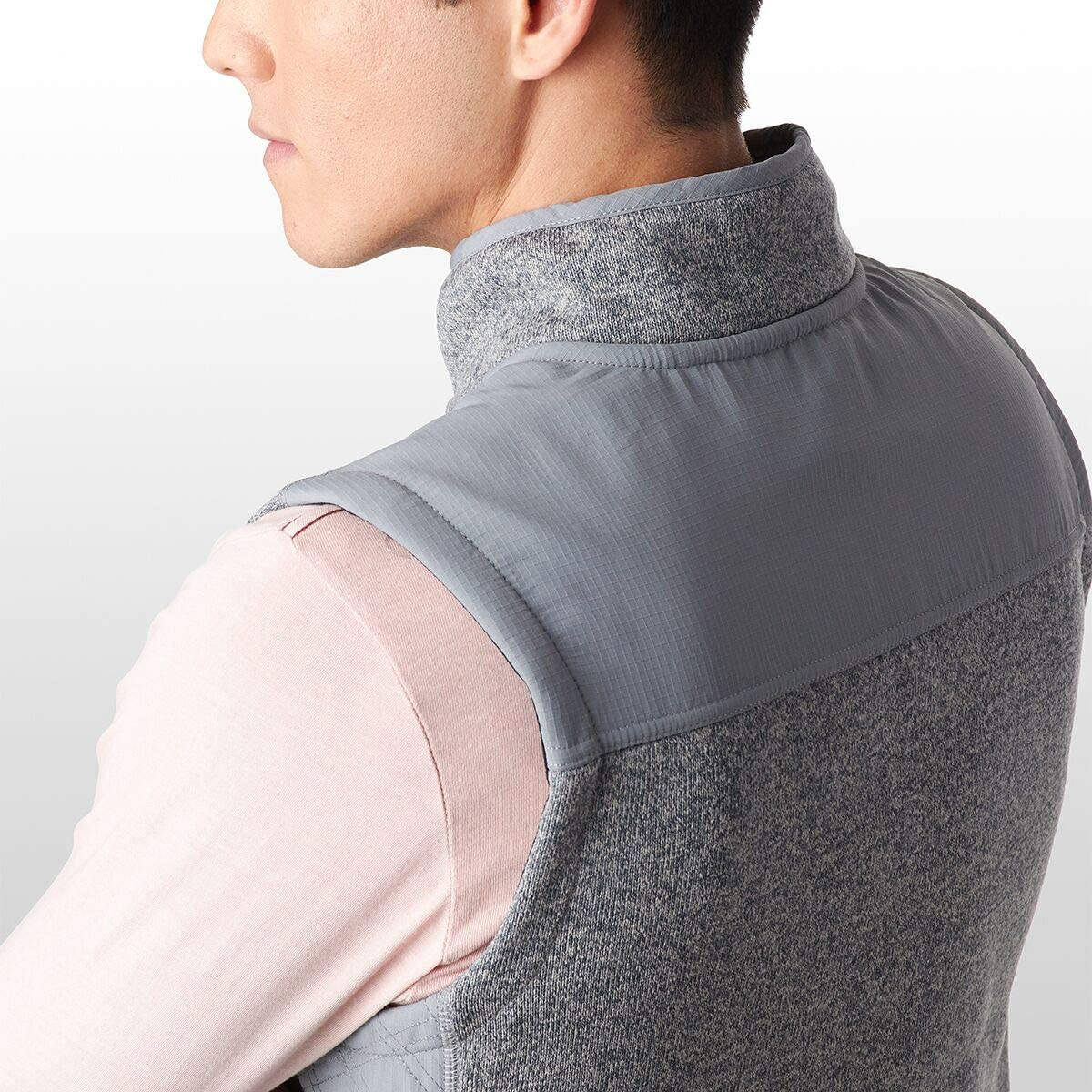 Stoic Sweater Fleece Vest - Men's