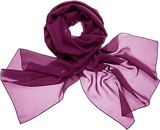 e3347c00d5c95 Dresstells, Femme pashmina châle écharpe étole en mousseline polyester  printemps/été