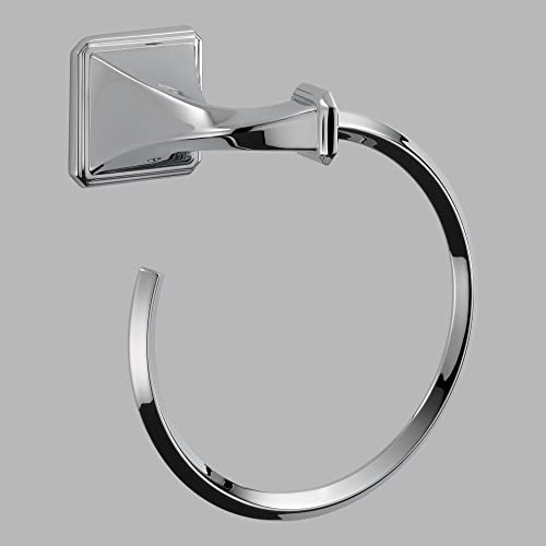 discount Brizo CECOMINOD070653 sale 694630 Chrome Wall Mount Towel Ring from wholesale The Virage Collection, Polished outlet sale
