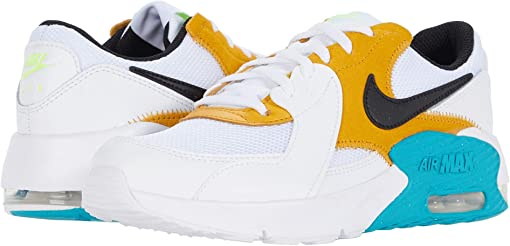 Nike air max tailwind 6 white laser crimson total orange