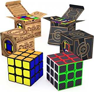 aGreatLife The Cube 3x3 Bundle of 2 for All Ages