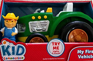 MY FIRST VEHICLE - TRACTOR
