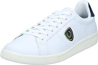 Fred Perry 00000B5179, Men's Shoes, White 100, 10 UK (45 EU)