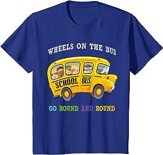 wheels on the bus shirt