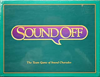 Sound Off the Team Game of Sound Charades by Western Publishing
