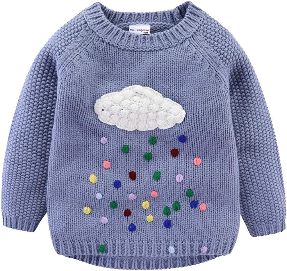 LittleSpring Little Boys Girls Pullover Sweaters Be super welcome Knitted Long Sl Max 54% OFF