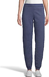 Hanes Women's EcoSmart Cinched Cuff Sweatpants