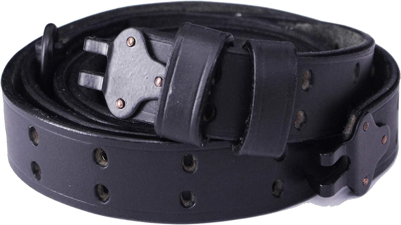 Epic Militaria Replica WW2 US M1 Garand Leather Sling - Black