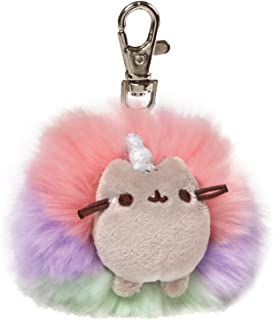 Official Unicorn Pusheen Deluxe Pom Pom Keyring Bag Clip