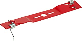 OREGON One-para-all 690-521-0 Universal cuchilla de cortacésped para eliminar Moss y Thatch
