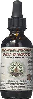 PAU d'arco Alcohol-Free Liquid Extract, PAU d'arco Liquid (Tabebuia impetiginosa) Dried Bark Glycerite 2 oz