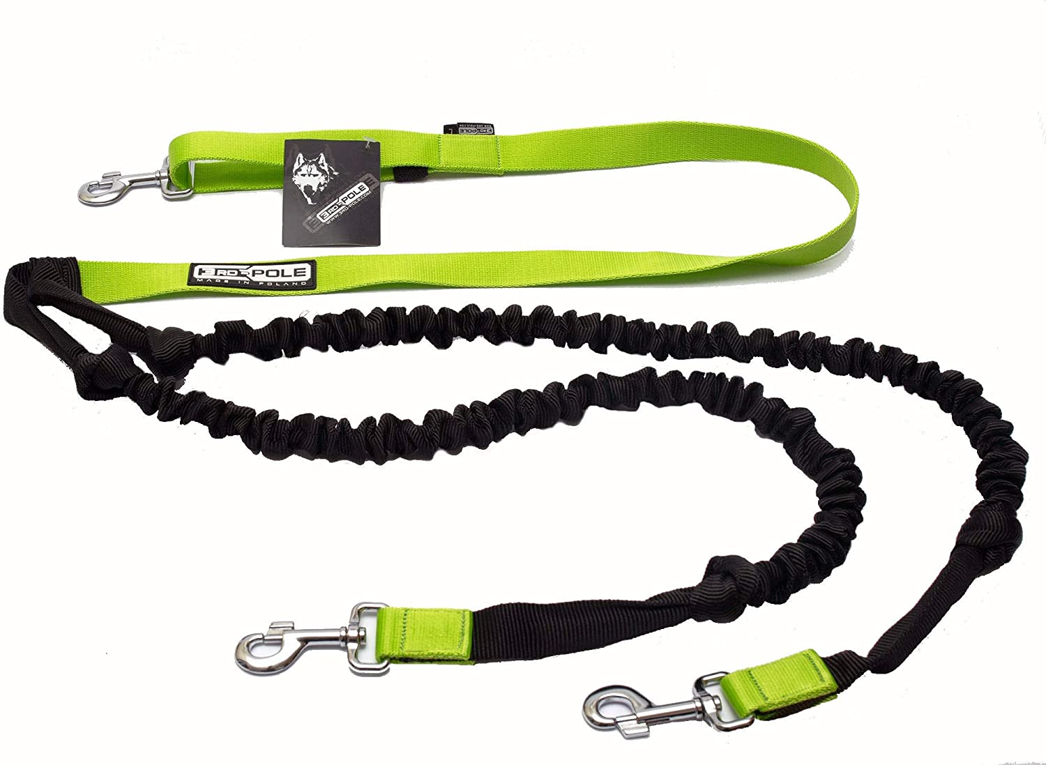 Double Bungee Leash-Premium Strong Quality Large special price Fashionable Absorbing Leash Shock