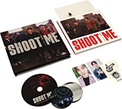 SHOOT ME : YOUTH PART 1 [ Bullet Ver. ] - DAY6 3rd Mini Album CD + Photobook + Clear Card + Tatoo Sticker + Photocard + FREE GIFT / K-POP Sealed