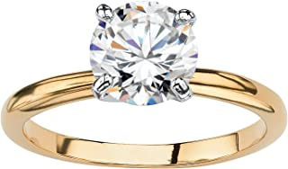 Best yellow gold cubic rings Reviews