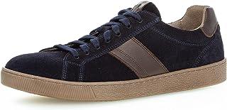 Gabor Pius Herren Sneaker Low,Halbschuhe,zertifiziertes Leder,Wechselfußbett,schnürer,Man,Men,Halbschuhe,Sportschuhe,Midni...