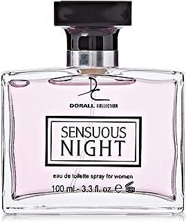 Dorall Collection Sensuous Night For Women 100ml - Eau de Toilette