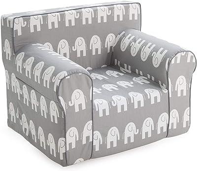 Chair and Ottoman Set Fun Furnishings 65224 Toddler Sofa