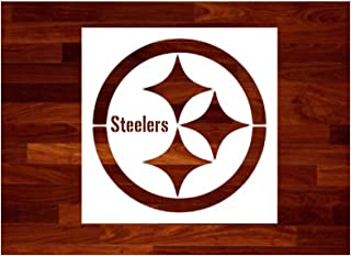 Best steelers stencils for walls Reviews
