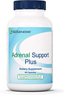 Nutra BioGenesis - Adrenal Support Plus - Pregnenolone, DHEA, Herbs and Micronutrients to Help Support Adrenal Function - ...