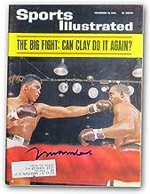 Muhammad Ali Signed Autographed Sports Illustrated Magazine 11/16/64 JSA Z68865