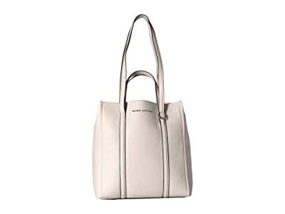 Marc Jacobs The Tag Tote (Porcelain) Tote Handbags