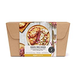 Amazon Meal Kits, Chicken-Fried Chicken with Farmhouse Potato Salad & Red Cabbage Slaw, Serves 2