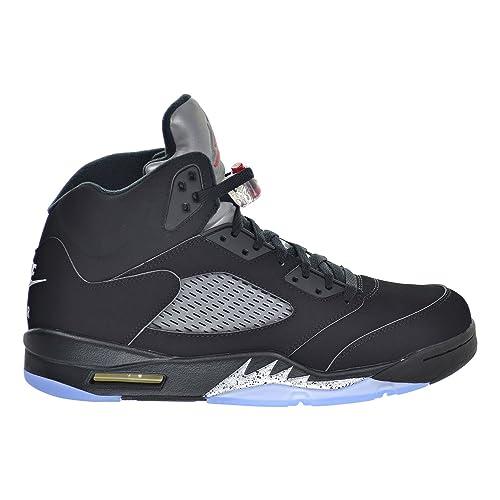 916aeecba8a AIR Jordan 5 Black Metallic 2016-845035-003