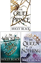 The Folk of the Air Series 3 Books Collection Set By Holly Black ( The Cruel Prince, The Wicked King, Hardback-The Queen o...