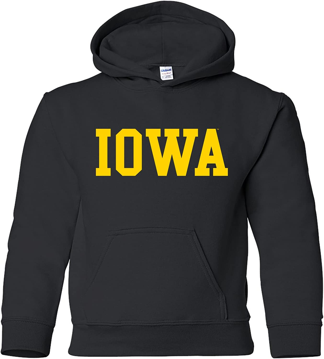 NCAA Basic Block Team Color Louisville-Jefferson County Mall College Hoodie Rapid rise Youth University