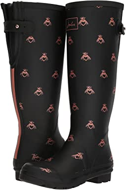 Joules Tall Welly Print