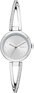 Women's Silver-Tone Stainless Steel Dress Quartz Watch