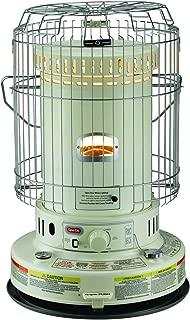 Dyna-Glo RMC-95C6 Indoor Kerosene Convection Heater, 23000 BTU, Ivory