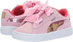 Suede Heart Trailblazer Sequins (Toddler)