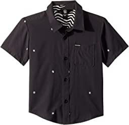 Dragstone Short Sleeve Shirt (Toddler/Little Kids)