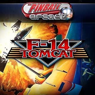 Pinball Arcade F-14 Tomcat - PS4 [Digital Code]