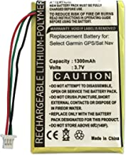ABC Products Replacement Garmin Rechargeable Battery for Nuvi 1400, 1440, 1450, 1490, 1490T, 1690, 1690T, 200, 200w, 205, 205T, 205W, 250, 205WT, 252, 255, 255T, 255W, 255WT, 252w, 260, 260w, 260WT,