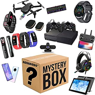 Mystery Box Elektronische, Willekeurige Elektronische Product Explosiedoos Verrassing Doos, Mooie Geschenken: Mobiele Tele...