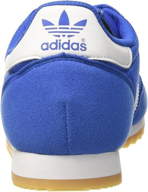 adidas Originals Adidas Dragon OG Bb1269, Baskets Homme, Bleu ...