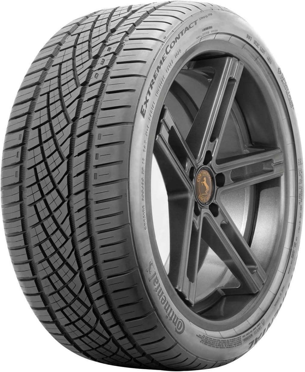 Continental Washington Mall Extreme Contact DWS06 All-Season 4 265 Radial 25% OFF Tire -