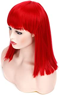 Best cheap bright red wigs Reviews